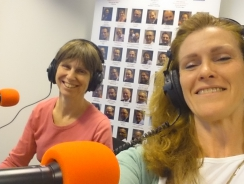 Radio Interview Omroep Ede 5 april 2017